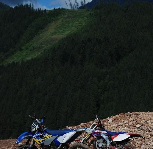 Gory motocykle