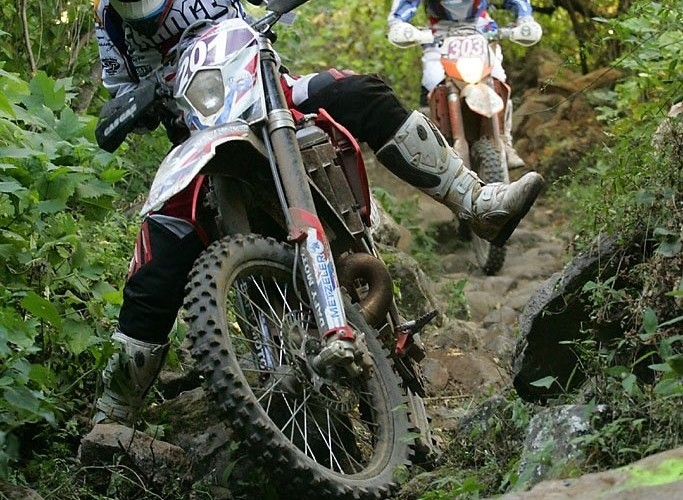 Six Days Enduro 2010 Mexyk dzien 4