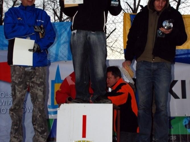 Mistrzostwa polski enduro w opolu na podium