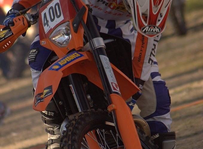 III Runda MP Enduro Zlotoryja 2007 08