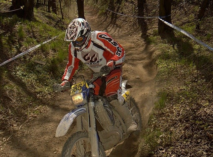 III Runda MP Enduro Zlotoryja 2007 36
