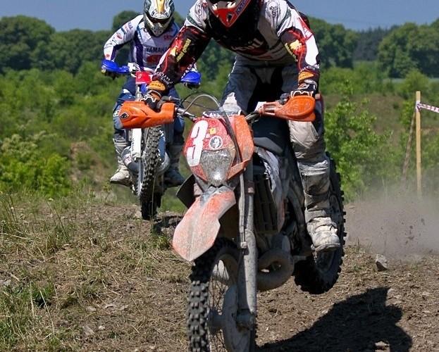 wyscig mx opole 2009