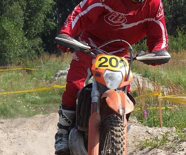 Maciej Juraszek cross test