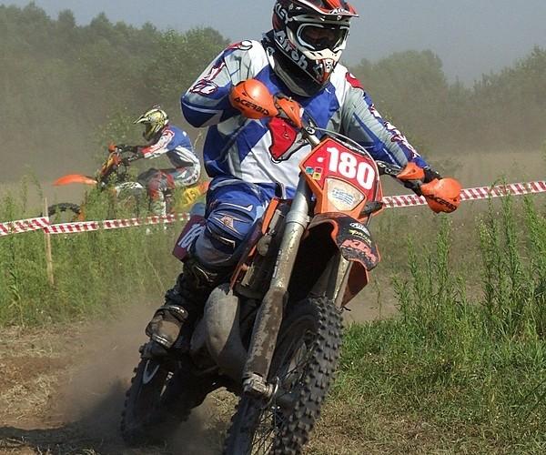 Marcin Laskiewicz cross test