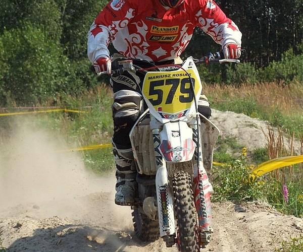 Mariusz Rosiak cross test