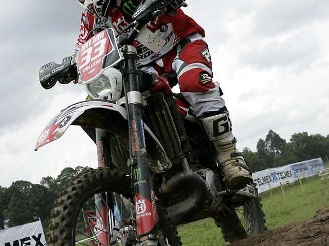 Enduro Mistrzostwa Swiata Meksyk Husqvarna rider
