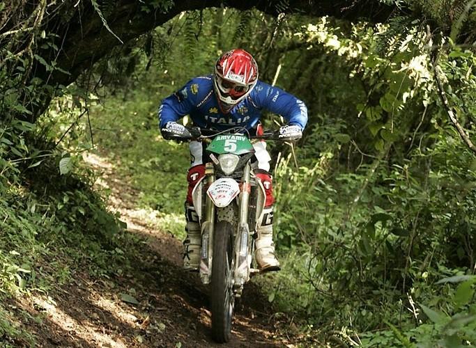 Enduro Mistrzostwa Swiata Meksyk las