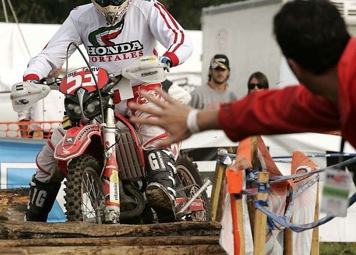 Mistrzostwa Swiata Enduro WEC Meksyk 2009 Honda