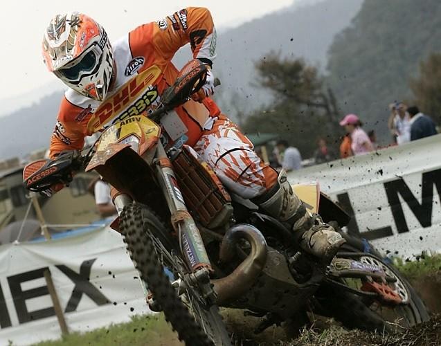 Mistrzostwa Swiata Enduro WEC Meksyk 2009 KTM Rider