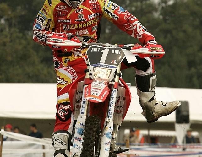Mistrzostwa Swiata Enduro WEC Meksyk 2009 extreme KTM rider