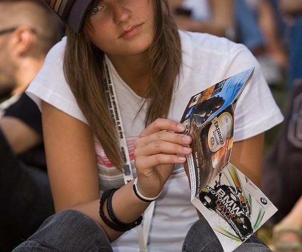 dziewczyna motocross daria szyma