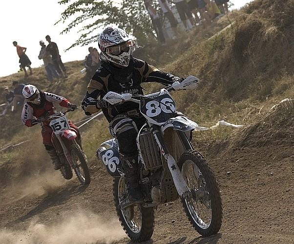 Zawodnik Yamaha Prosta