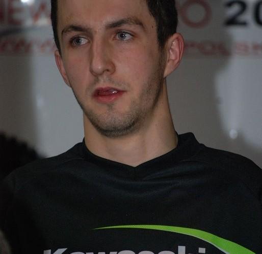 Marcin Frycz Kawasaki Racing Team