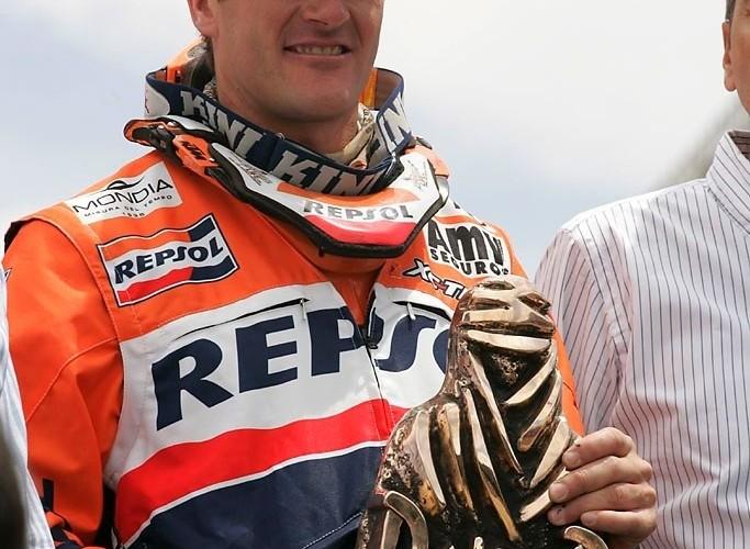 Marc Coma Dakar 2009