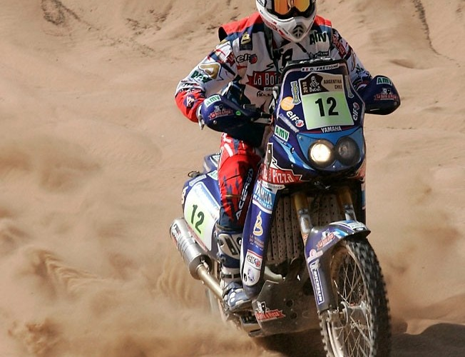 Rajd Dakar 2010 opuszcza pustynie 3