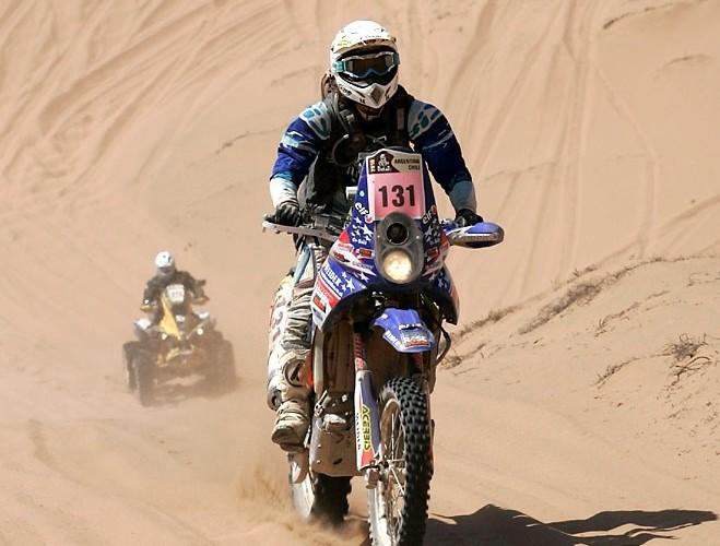 Rajd Dakar 2010 opuszcza pustynie quady i motocykle