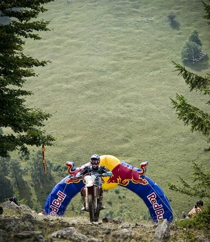 Red Bull Romaniacs 2009 gory