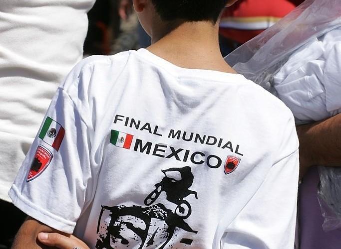 International Six Days Enduro 2010 padok w Meksyku (5)