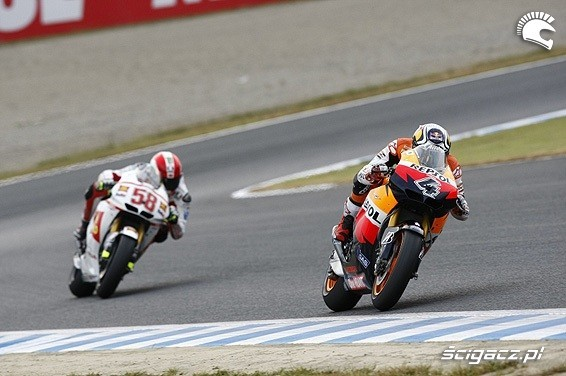 Dovizioso and Simoncelli