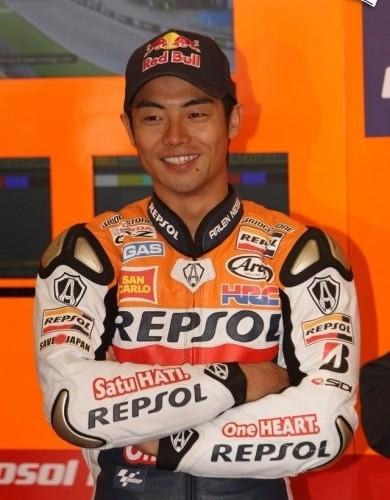 Assen GP Aoyama