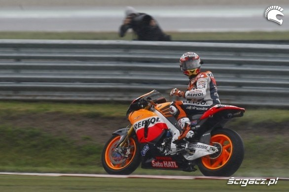 Australijczyk Dutch Grand Prix Assen 2011