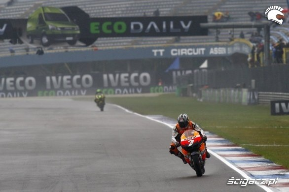 Doviziozo wet Dutch Grand Prix Assen 2011