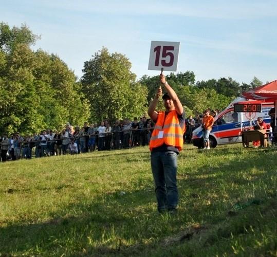 15 sekund do startu Mistrzostwa Polski Glogow