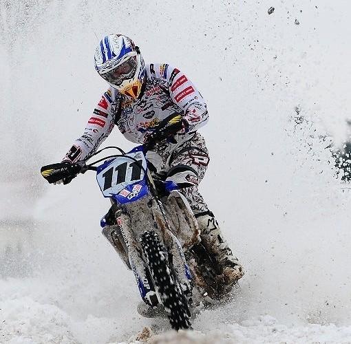Kurowski Lukasz jazda w sniegu