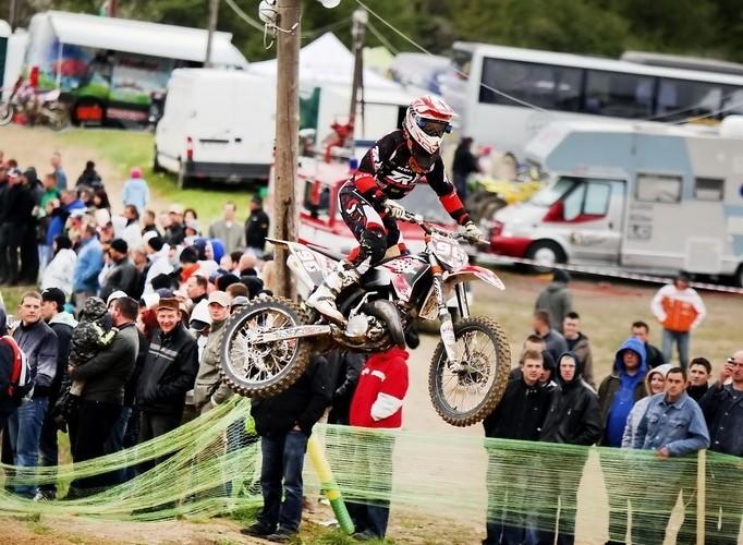 Luis Carstens skok