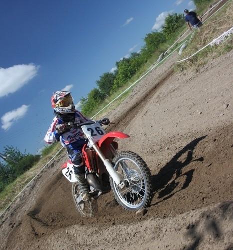 mekal maciej motocrossowe mistrzostwa polski strykow 2010
