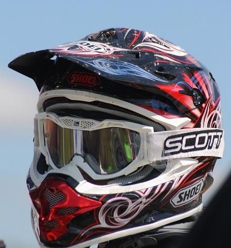 shoei kask strykow motocross 2010