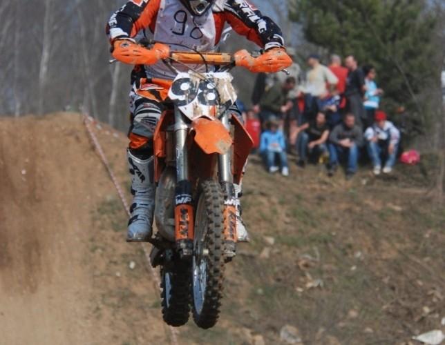 Bierowka Damian hopka klasa MX85