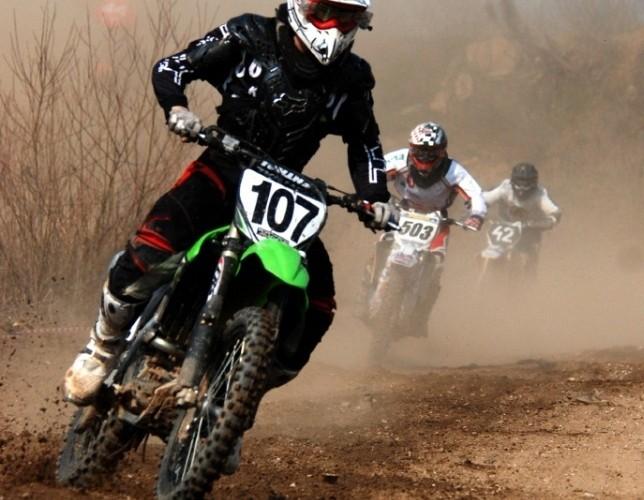 Grodzki Wojtek vs Wysocki Tomek motocross