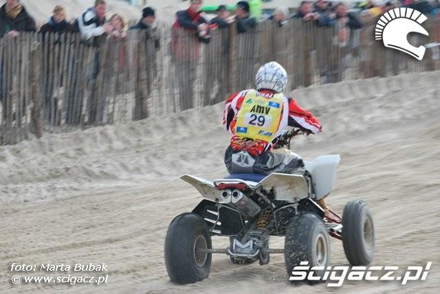Stelmaszyk Jacek Le Touquet 2010 3-godzinny wyscig quadow