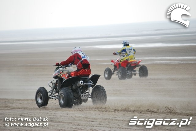 quad plaza le touquet 2010