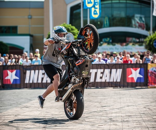 Karol Kulbacki Cracow Stunt Cup