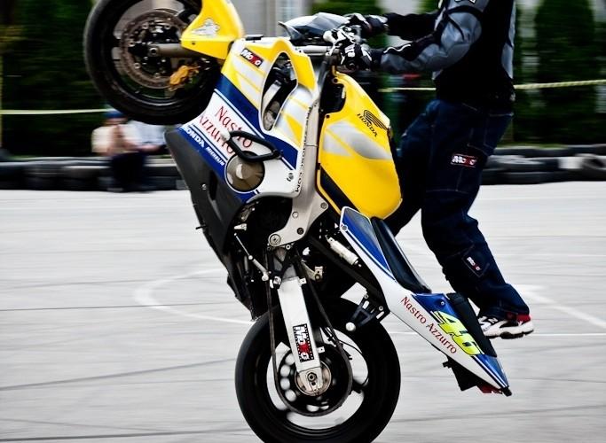 Extremeday Rzeszow 2009 wheelie