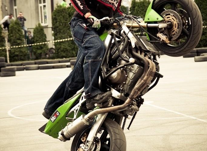 stunt Extremeday Rzeszow 2009