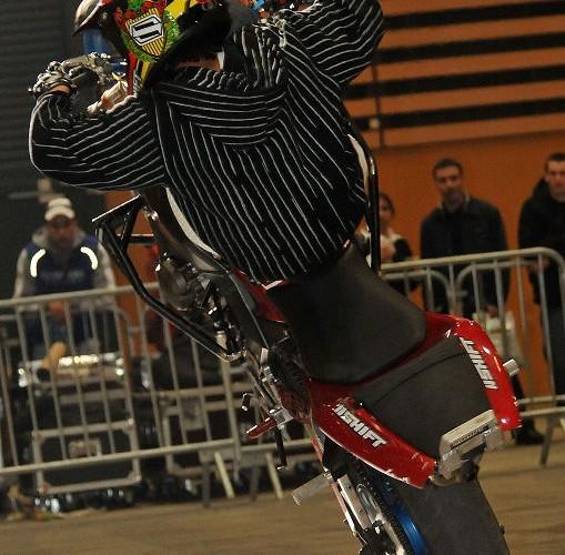 Jorian Ponomareff Shift stunt rider