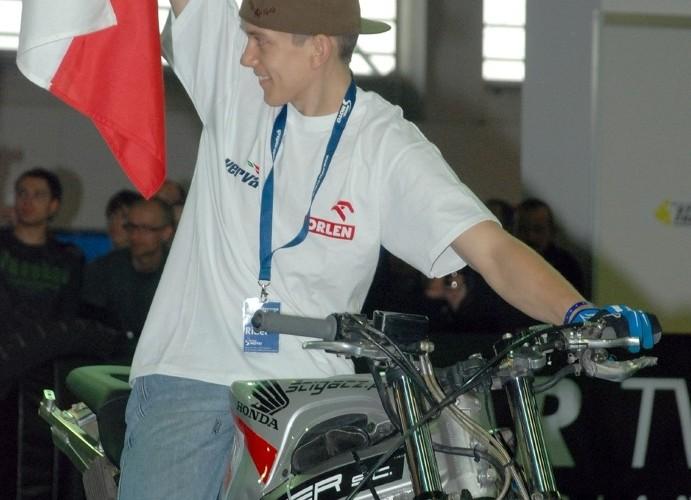 Rafal Pasierbek Poland Streetbike Freestyle