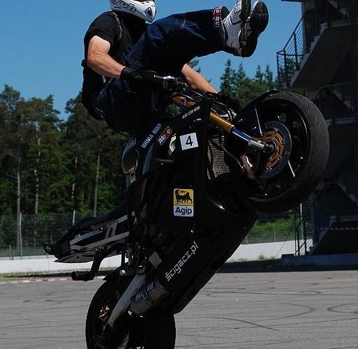 Lukasz FRS trening