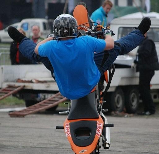 Spreader wheelie Beku