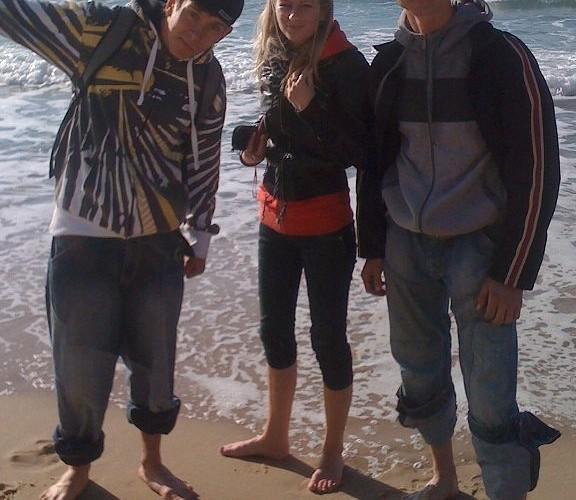 Ekipa nad morzem