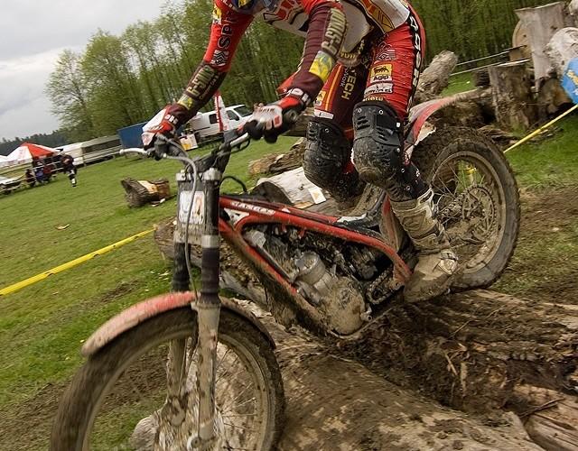 belki motocykl trial zawody nowy targ