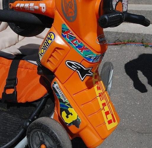 rowerek padokowy