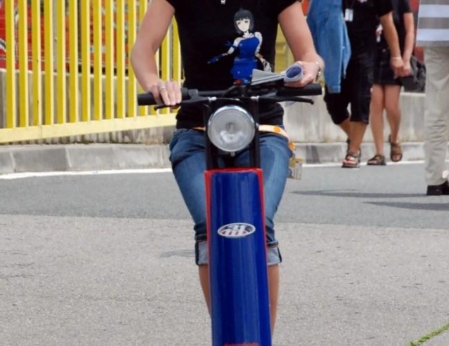 World Superbike Brno dziewczyna