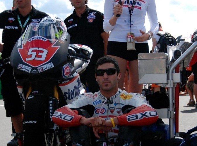 World Superbike Superstock1000 53 linia tor Brno  Seaton Chris