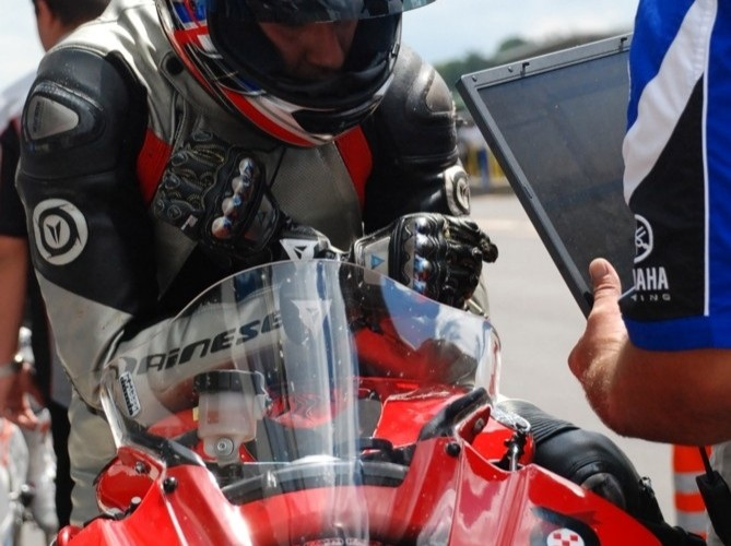 World Superbike tor Brno Mateusz Stoklosa