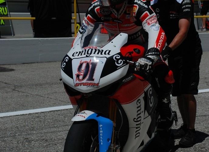 Honda CBR1000RR Haslam