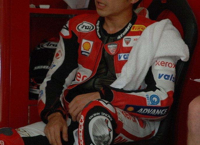 Noriyuki Haga photo of rider